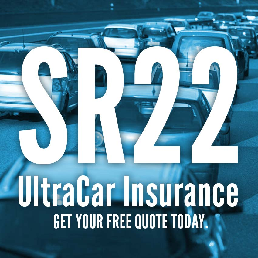 UltraCar Insruance: SR22, FR44, SR50, Commercial Auto, General Liability
